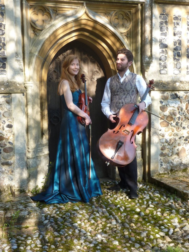 Hire-London-Classical-Music-Duo