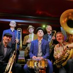 Brazen Brass Band for Hire in London - Music for London