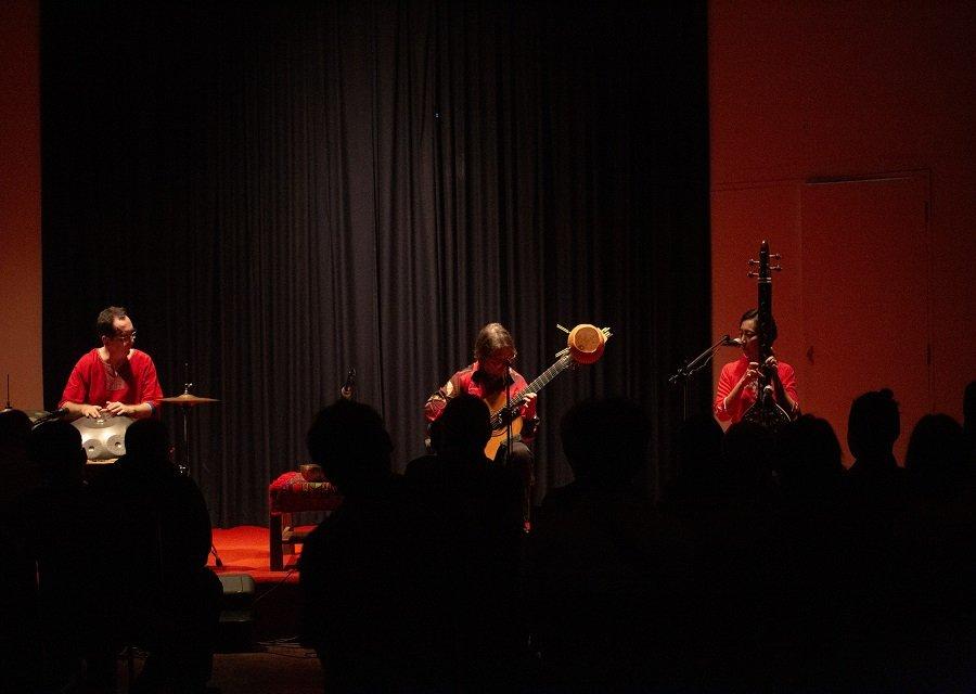 The Holograms International Instrumental Trio - Music for London