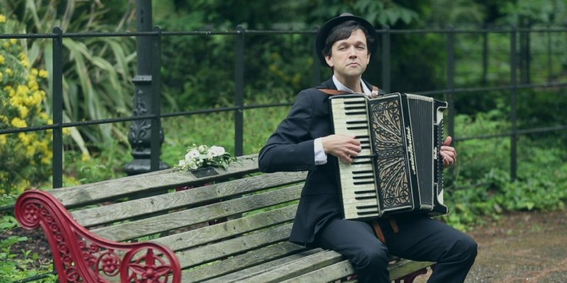 French Accordion Player