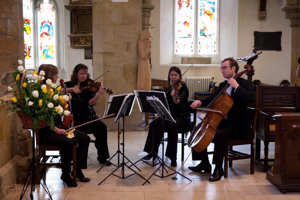 London Based Wedding String Quartet for Hire