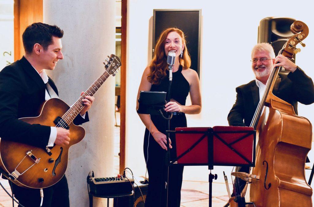 Jazz Trio Female Singer London