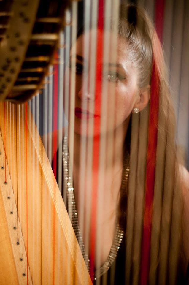 Concert Harpist
