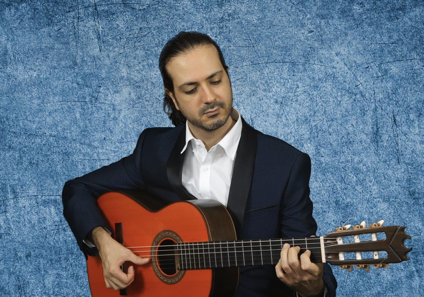Hire Solo Fingerstyle Flamenco Guitarist