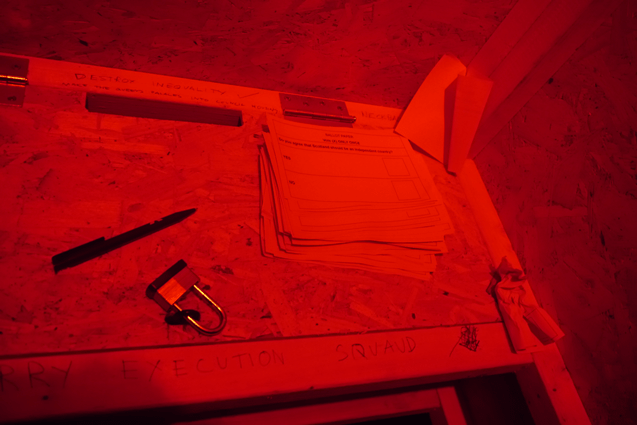 red-light-inside-booth