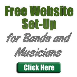 free-band-website-set-up