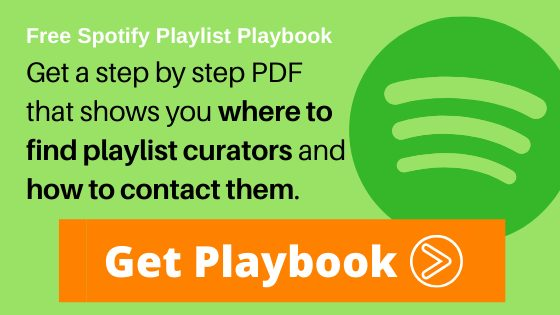 spotify playlist playbook sign up