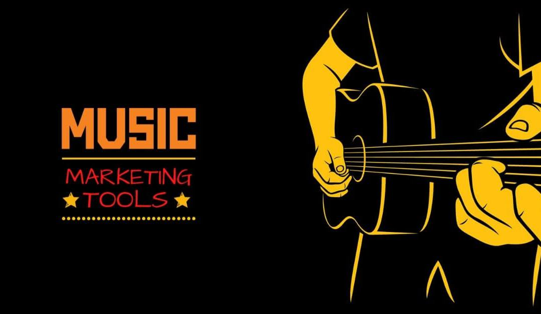 Music Marketing Tools: The Essential Stack To Promote Music Online