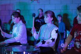 Percussive arts- music hands - www.musichands.co.uk - Samba Drumming