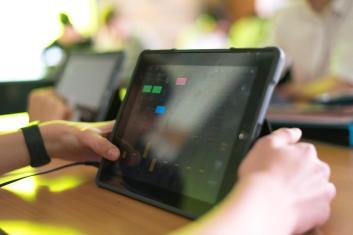 iPad music - Uk National Plan