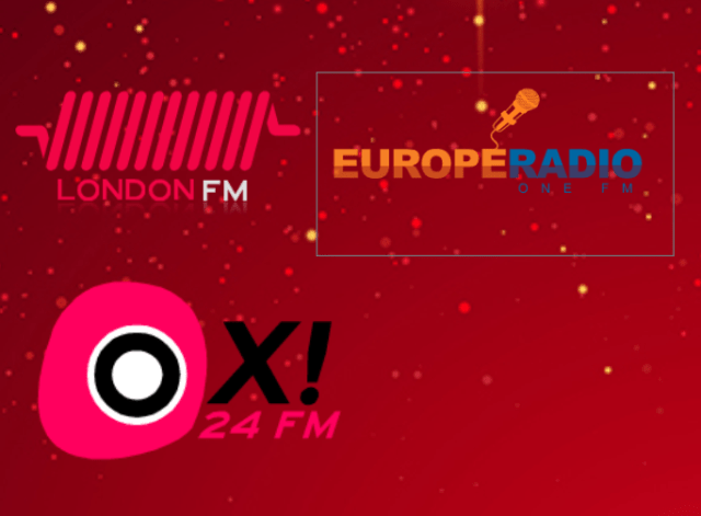 The Discover Media UK 2018 Christmas Radio Show is now on air 3 times daily