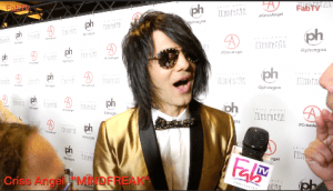 "Criss Angel's New ""MINDFREAK"" show at PLANET HOLLYWOOD"