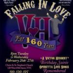 Victor Herbert Renaissance Project LIVE! in NYC Presents Falling in Love For 160 Years, Herbert's Most Romantic Songs
