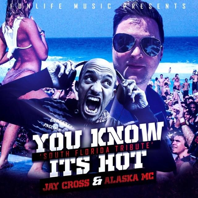 UK producer 'JAYCROSS' delivers an intensive boombastic summerchoon featuring AlaskaMC