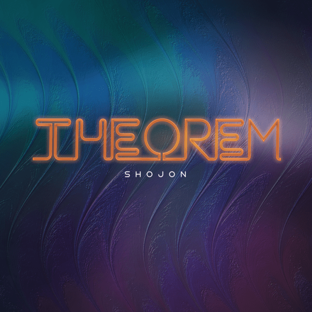 MHBOX POP R&B OF THE WEEK: Prolific London based producer and songwriter 'Shojon' drops a classy, well produced, catchy and smooth pop track with the glorious 'Theorem'