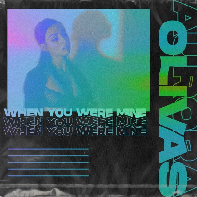 MHBOX FRESH POP GEMS OF 2020: The incredible 'Aurora Olivas' has a beautiful voice and style that shines over a stylish modern electronic production on 'When You Were Mine' with 'JACSIN'.