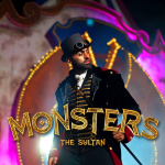 "'The Sultan' is bringing ""Monsters"" to an Epic Halloween Pop Stadium as his Cinematic Music Video Hits the World"