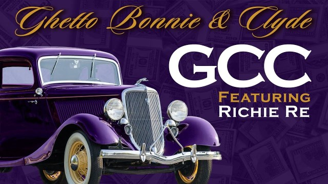 Getting Cash Click have released 'Ghetto Bonnie & Clyde' featuring Richie Re, which is a story of a ride or die chick holding her man down and staying solid no matter