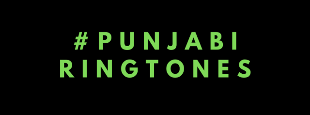 Come to The Ringtone Party with Top Indian, Bollywood star and Punjabi song Ringtones