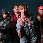 Connected by a shared love of 80s glam metal and hard rock, Lÿnx release their E.P 'Long Live Rock n' Roll'
