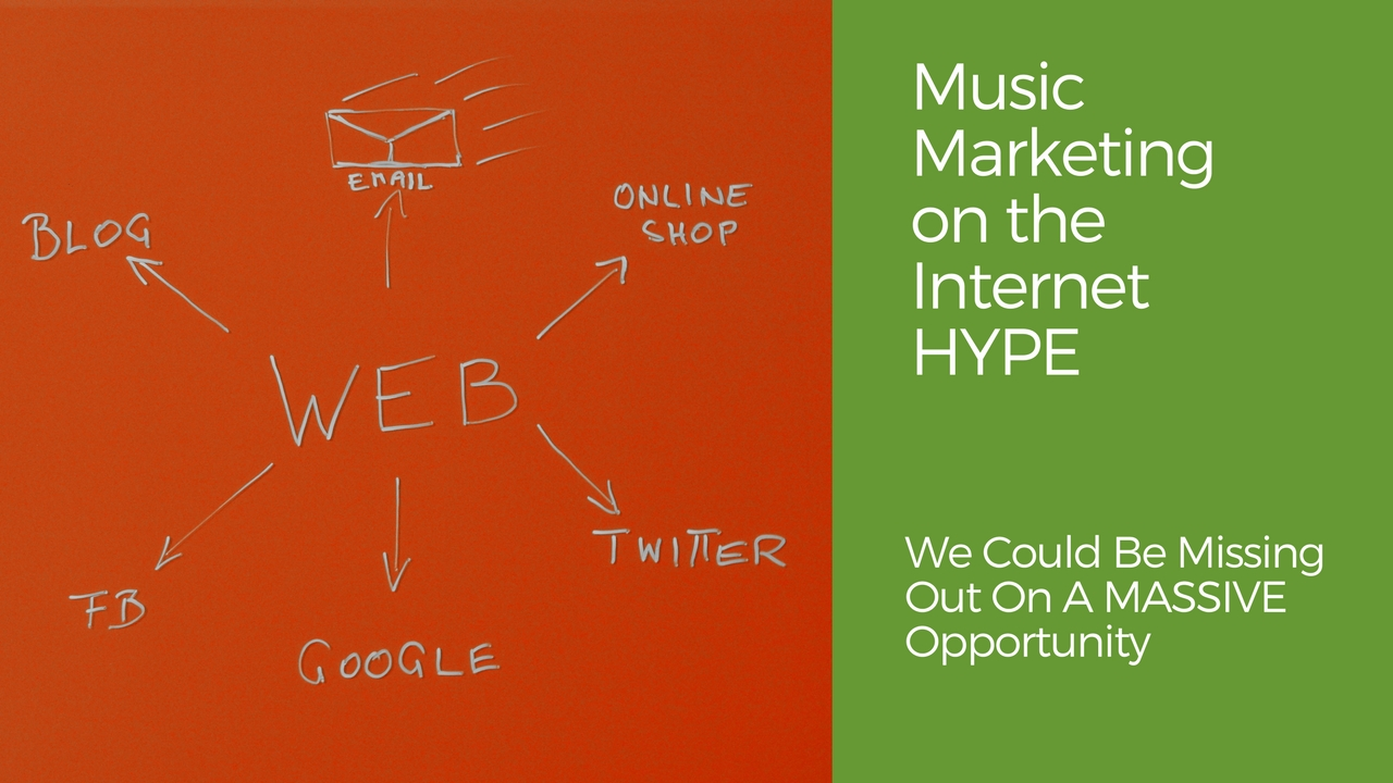 Marketing Music Online Hype Musicians Getting Sucked In