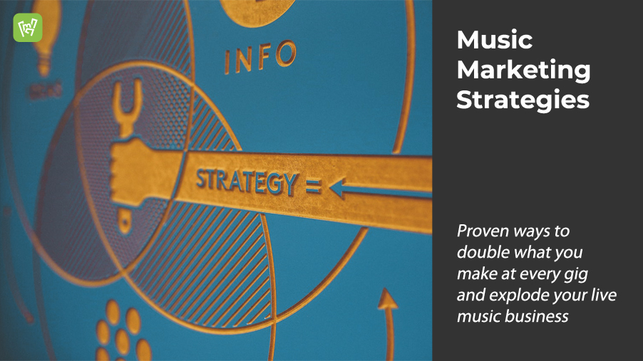Live Music Marketing Strategies to Create a Profitable Live Music Business