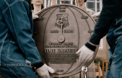 Opening of the Time Capsule: Latitude and Longitudes with Dates, Knowing (2009)