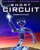 """""""Number 5 is Alive!"""" Short Circuit Film Poster"""