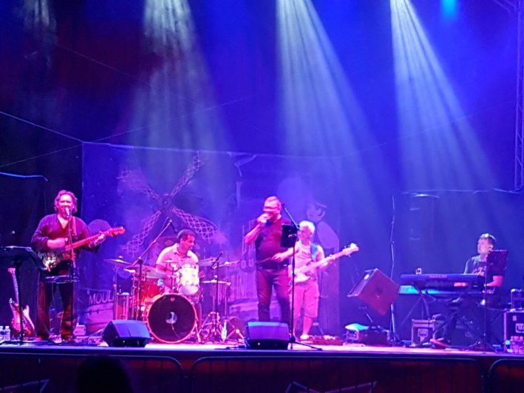 groupe de rock rochefort