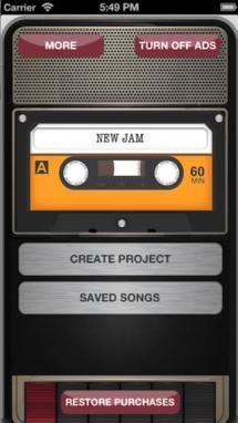 Song Keeper App