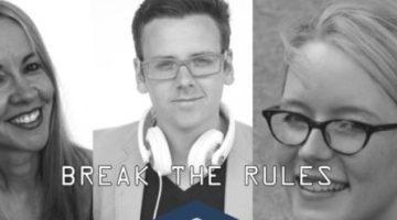 MELBOURNE: MCM IgniteLab Presents Break The Rules