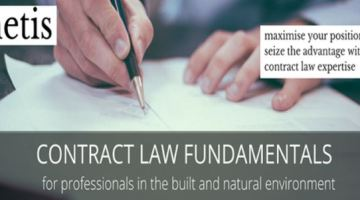 MELBOURNE: Contract Law Fundamentals Workshop