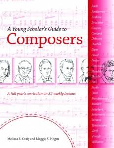 A Young Scholar's Guide to Composers