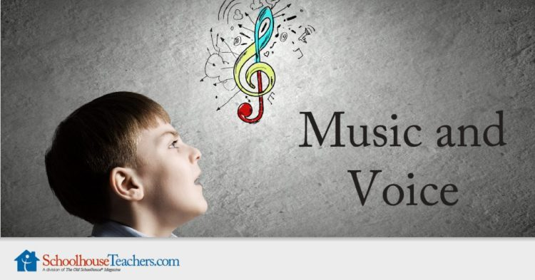 Get private music instruction in instruments or voice at SchoolhouseTeachers.com, great for homeschoolers!