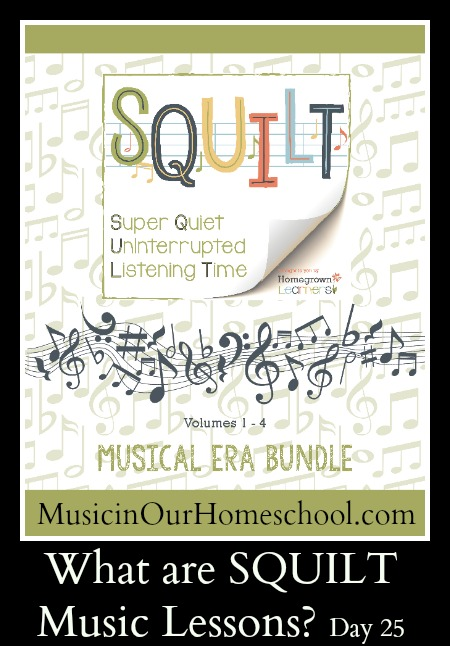What are SQUILT Music Lessons 1