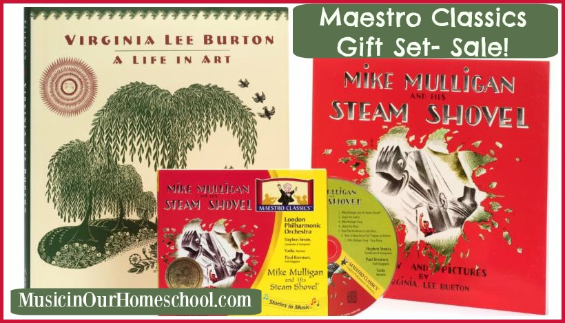 Mike Mulligan Maestro Classics Gift Set on sale