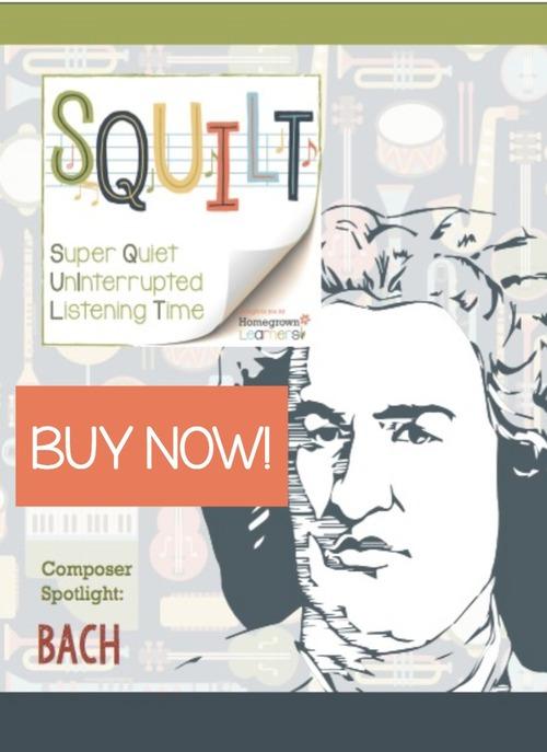 SQUILT Composer Spotlight Bach