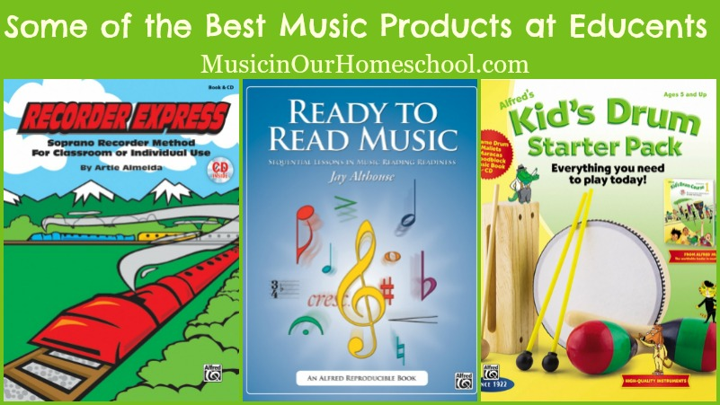 Some of the Best Music Products at Educents
