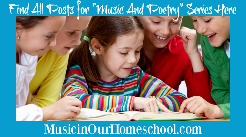 Find All Posts for Music And Poetry Series Here slider