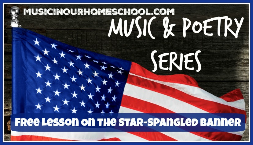 Free Lesson on The Star-Spangled Banner