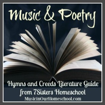 Hymns & Creeds Literature Guide to combine Music and Poetry