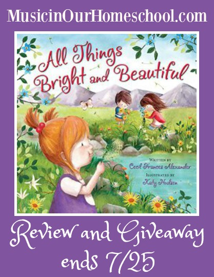 All Things Bright and Beautiful book review