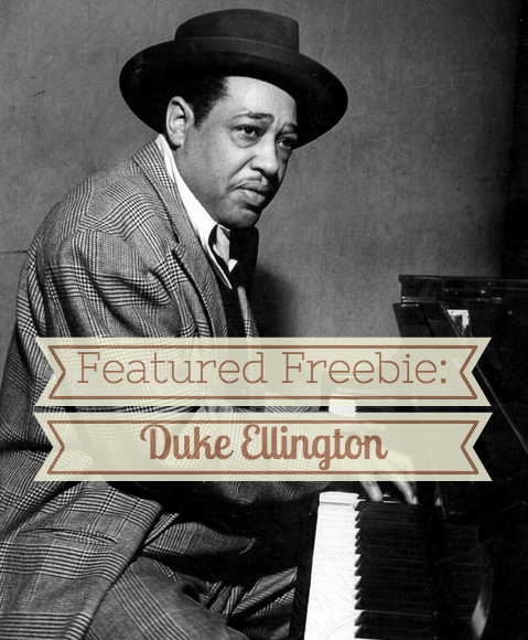 Free online lesson about Duke Ellington