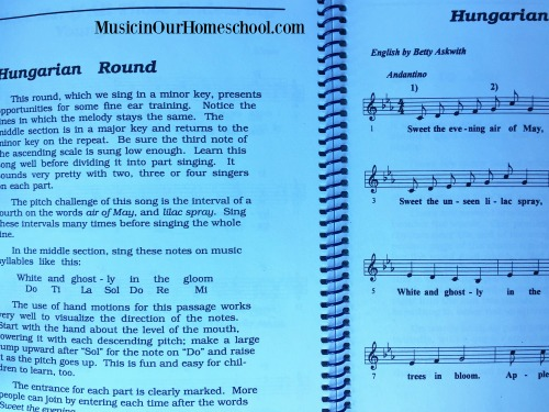 Singing Made Easy page example