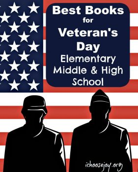 Best Veterans Day Books for Elementary, Middle, and High School