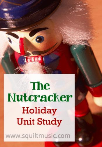 The Nutcracker Holiday Unit Study