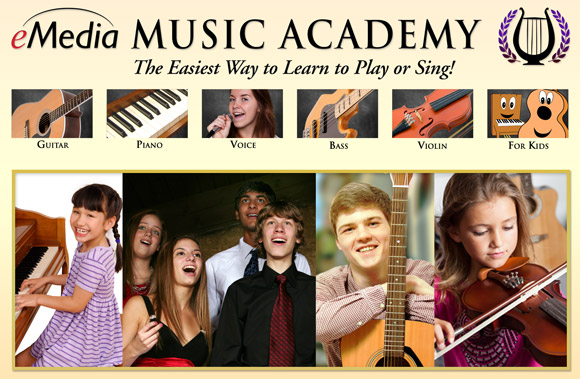 eMedia Music Academy, available at the Homeschool Buyers Co-op