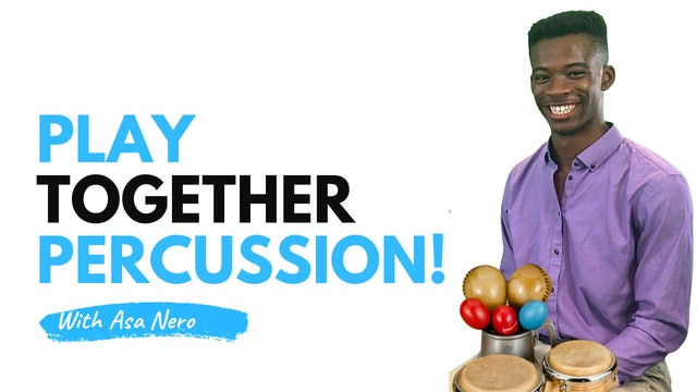 Play Percussion Together