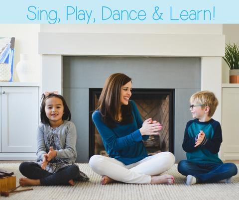 Family Music for Ages 4-7 from Musik at Home #music #musicforkids #musicathome #musikathome
