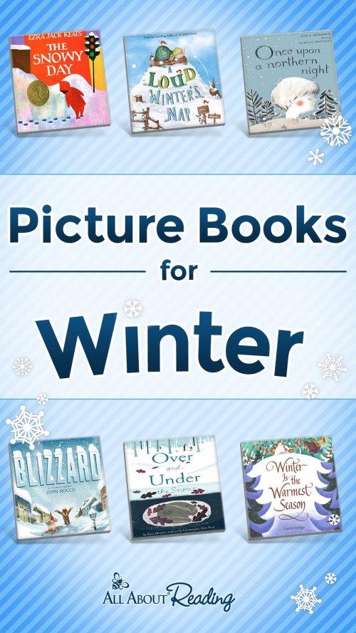 Picture Books for Winter